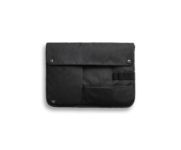 Black Sky | Front view of Ion Tech Case in black sky