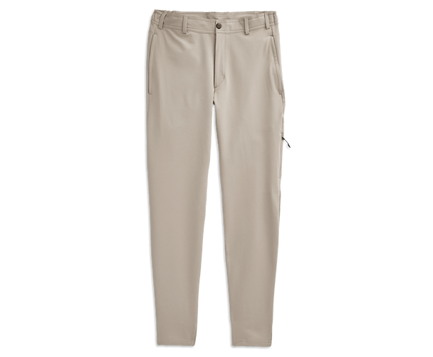 Birch | Front view of Radius Pant in Birch