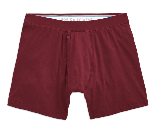 Porto | Front view of Silver Boxer Briefs in Porto