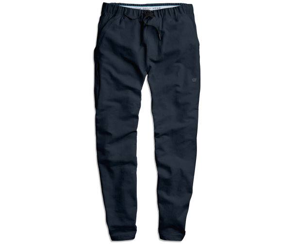 Total Eclipse Blue | Front view of Ace Sweatpant in Total Eclipse