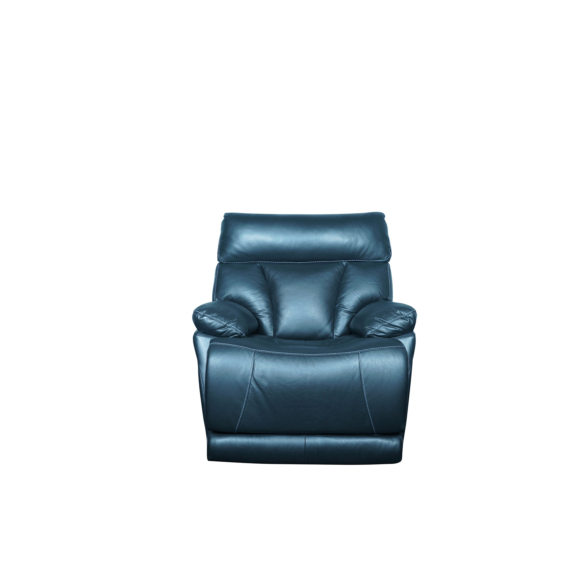 comfy armchair italian top grain leather sofa power recliner