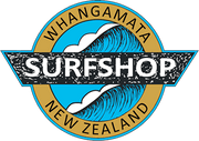 Whangamata number one core Surf Shop