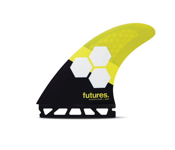 FUTURES AM2 LARGE YELLOW/BLACK