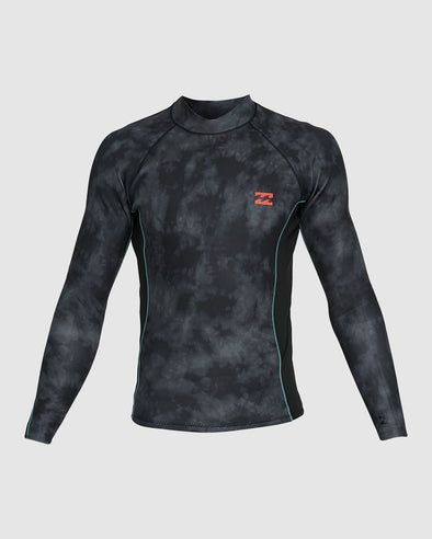 BILLABONG 202 REVOLUTION INTERCHANGE JACKET - BLACK TIE DYE