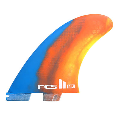 FCS ||MARK RICHARDS XL RAINBOW 2+1 TWIN FIN