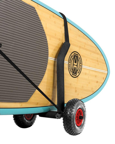 OCEAN AND EARTH SUP TROLLY ADJUSTABLE 2 BOARDS