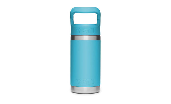 YETI RAMBLER JR 12 OZ KIDS BOTTLE (355ML) - REEF BLUE
