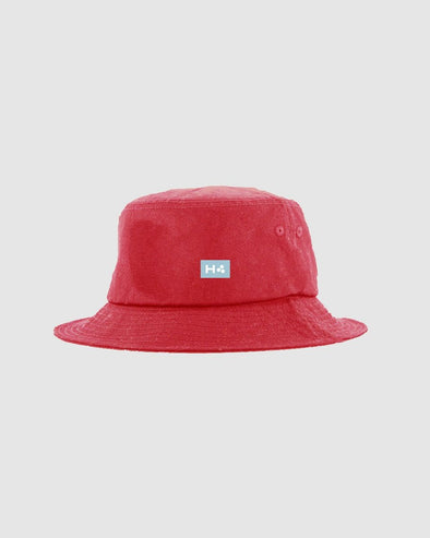 HUFFER BUCKET HAT / 3 BALL - SMALL - RED