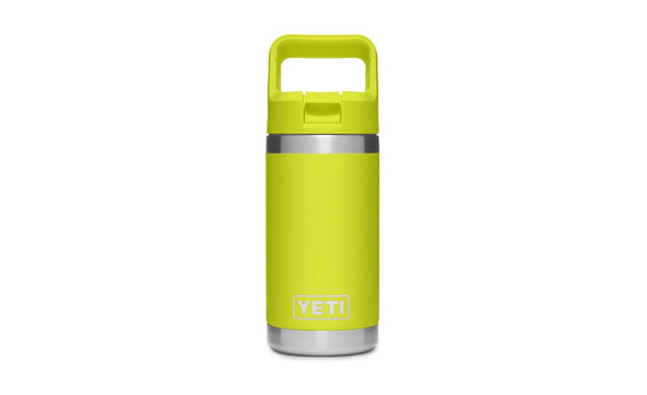 YETI RAMBLER JR 12 OZ KIDS BOTTLE - CHARTREUSE