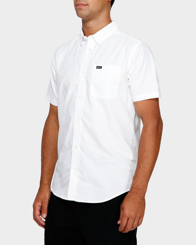 RVCA THATLL DO STRETCH SS - WHITE