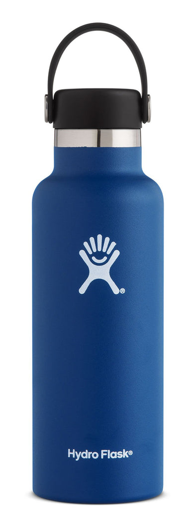 HYDROFLASK 18OZ (532 ML) STANDARD MOUTH - COBALT