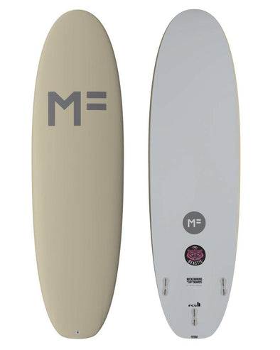 MICK FANNING SOFT BOARDS 7'6 BEASTIE - SOY