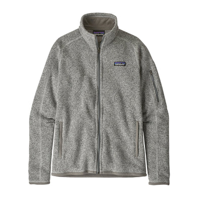 PATAGONIA W'S BETTER SWEATER JACKET - BIRCH WHITE