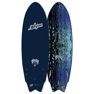 "ODYSEA X RNF 6'5"" - MIDNIGHT BLUE"