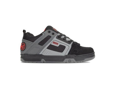 DVS COMANCHE - BLACK CHARCOAL RED