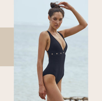 HEAVEN - HAVEN ONE PIECE BLACK