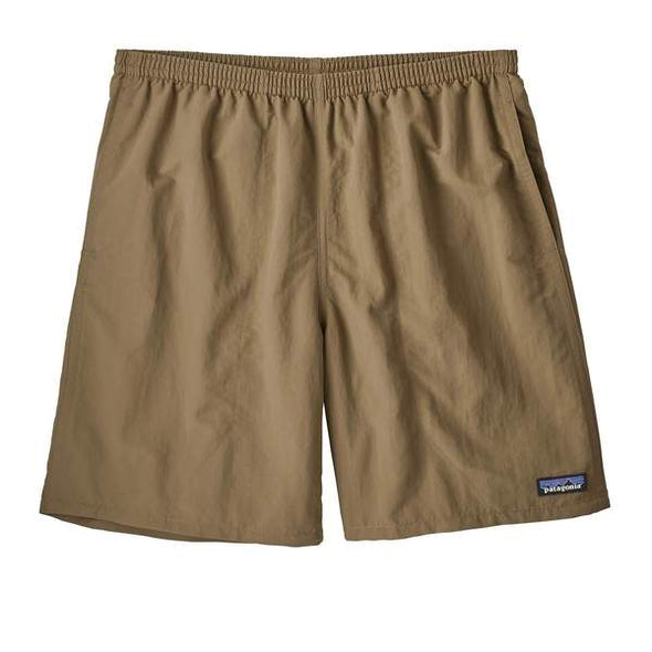 PATAGONIA M'S BAGGIES LONGS - 7 IN - ASH TAN