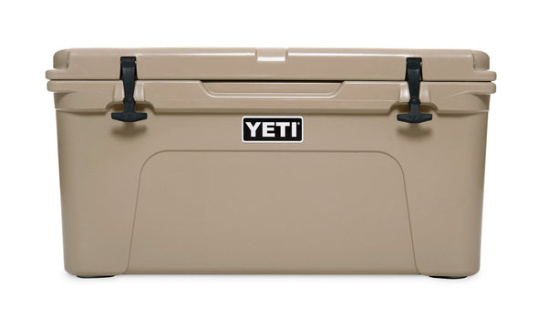 YETI TUNDRA 65 HARD COOLER - TAN