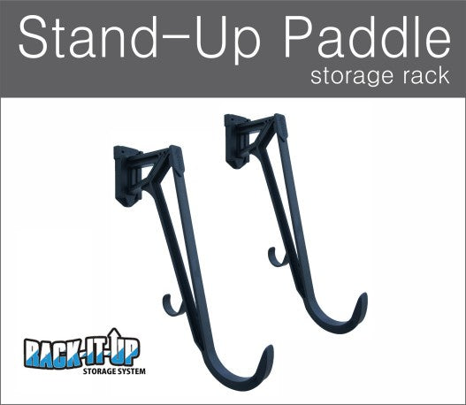 RACK IT UP STAND UP PADDLE BOARD STORAGE RACK