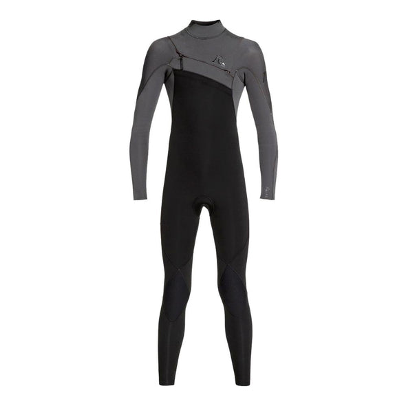 QUIKSILVER 3.2MM HIGHLINE LTD BOY C/Z GBS - BLACK