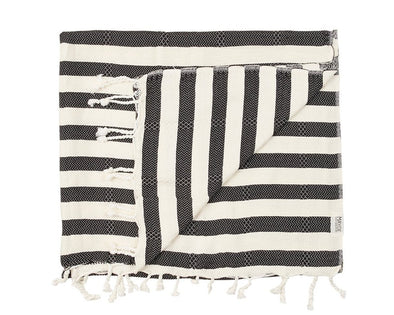 MAYDE REEF TOWEL - MIDNIGHT