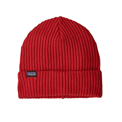 PATAGONIA FISHERMANS ROLLED BEANIE - HOT EMBER