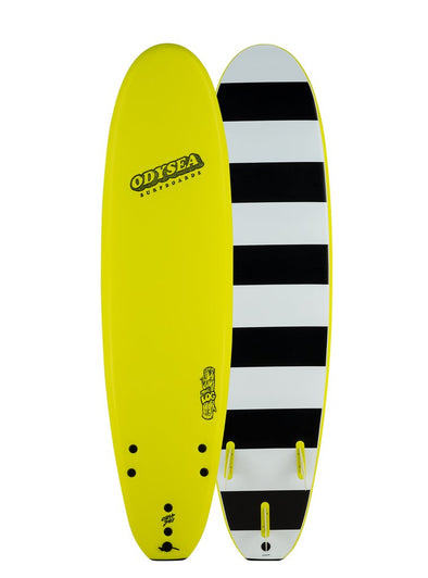 ODYSEA LOG TRI 7'0 - ELECTRIC LEMON