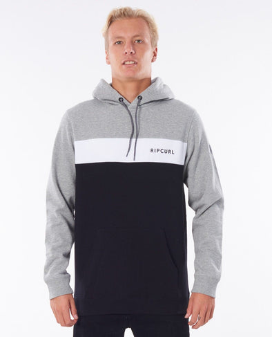 RIP CURL UNDERTOW PANEL HOOD-BOY - 0090 BLACK