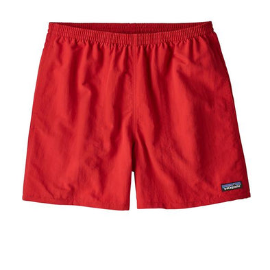 PATAGONIA M'S BAGGIES SHORTS 5IN - FIRE