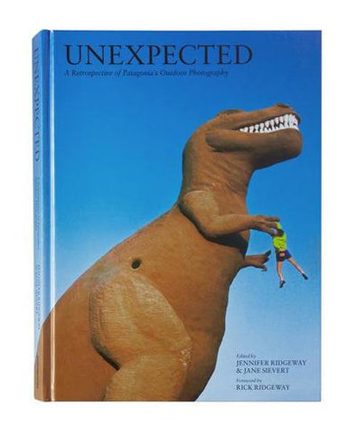 PATAGONIA UNEXPECTED 30 YEARS OF PATAGONIA CATALOG PHOTOGRAPHY (HARDCOPY)