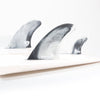 FCS MARK RICHARDS 2+1 TWIN FIN