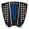 FCS JULIAN BLACK/BLUE TRACTION