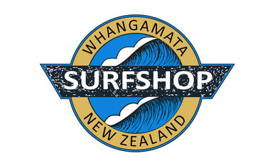 Whangamata Surf Shop Stickers
