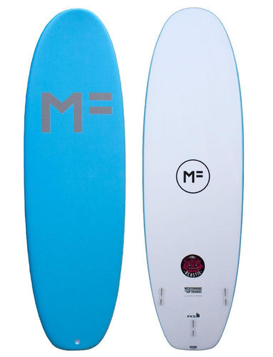 MICK FANNING SOFT BOARDS 6'6 BEASTIE
