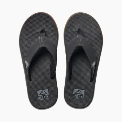 REEF FANNING LOW - BLACK