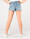 RUSTY YESTERDAYS DENIM SHORT GIRLS - THD