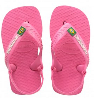 Havaianas BABY BRAZIL PINK