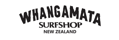 Whangamata Surf Shop Logo Sticker