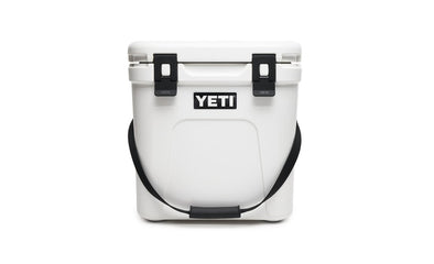 YETI ROADIE 24 HARD COOLER - WHITE