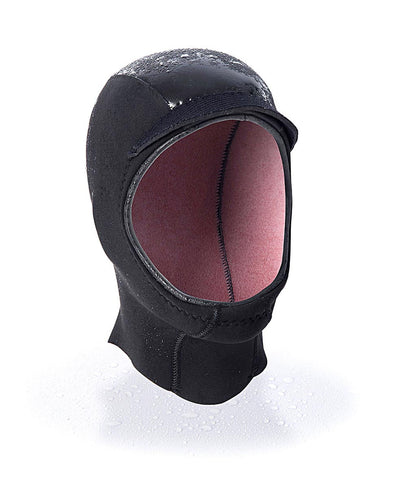 RIP CURL FLASH BOMB 2MM GB HOOD - BLACK