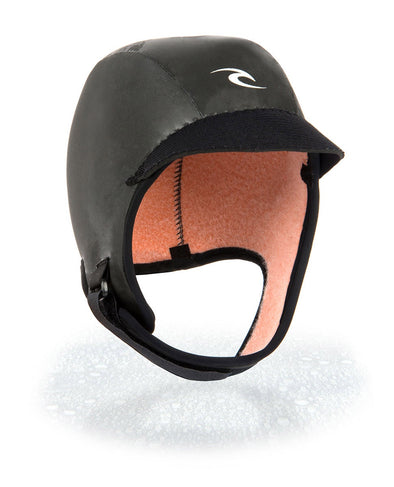 RIP CURL FLASHBOMB 3MM CAP - BLACK