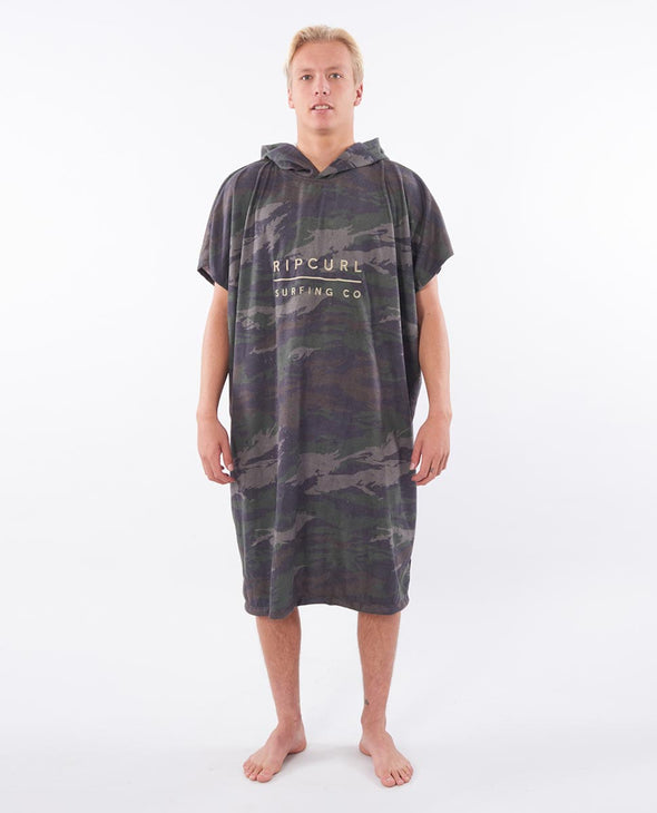 RIP CURL MIX UP HOODED TOWEL - 0060 CAMO