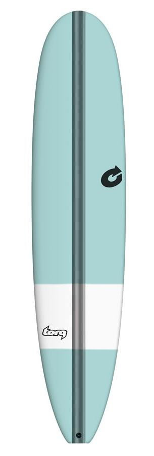 TORQ TECH THE DON XL 9'6 - TECHNICOLOUR SEAGREEN/WHITE