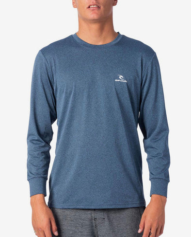 RIP CURL SEARCH SERIES LS - NAVY MARLE