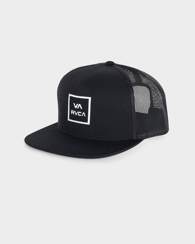 RVCA VA ALL THE WAY - BLACK