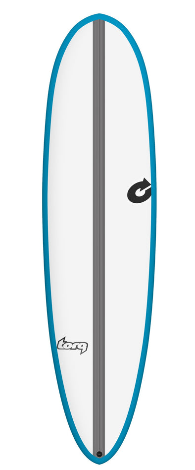TORQ TECH M2 XL - 8'0  - TECNICOLOUR BLUE/WHITE