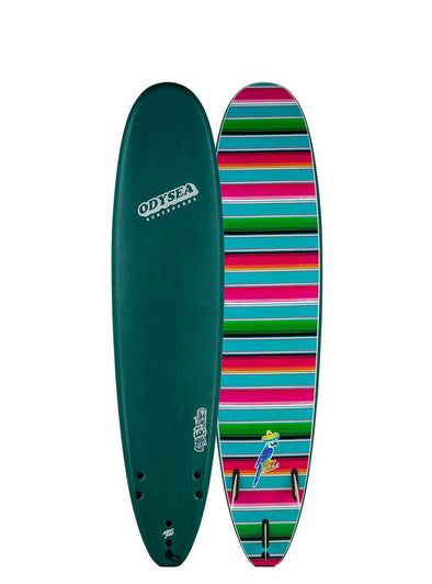 CTACH SURF 7'0 JOHNNY REDMOND LOG - VERDE GREEN