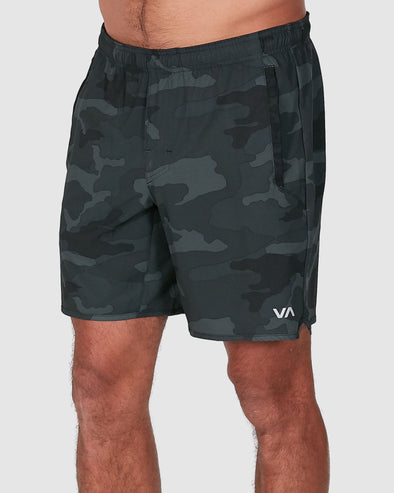RVCA YOGGER STRETCH - CAMO
