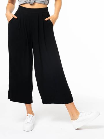 RUSTY CAVES BEACH PANT - BLACK