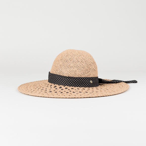 RUSTY HEAVEN STRAW HAT